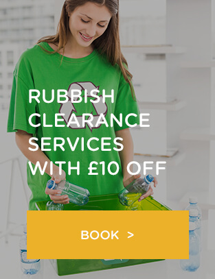 London offer rubbish removal service with 10 gbp off call today